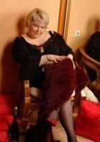 Мадам Кураж Вирт — проститутка с большими формами, 50 лет