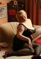 Местная проститутка Мадам Кураж Вирт, 50 лет
